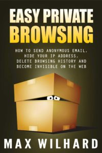 Easy Private Browsing cover