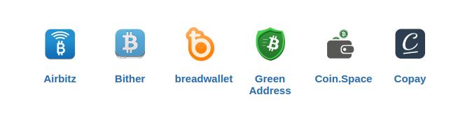 Кошельки биткоин для платформы iOS