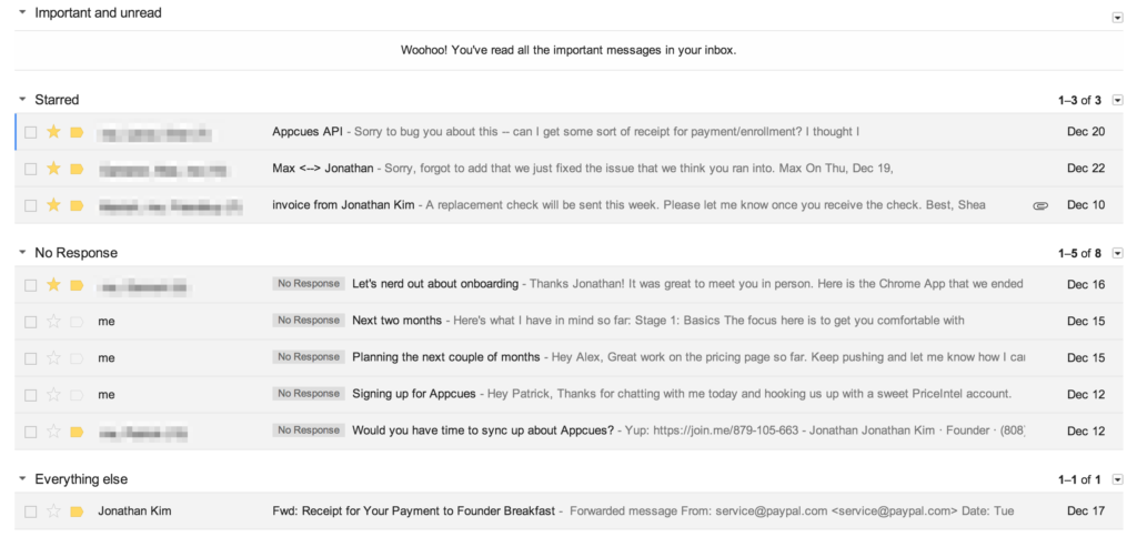 gmail no response script