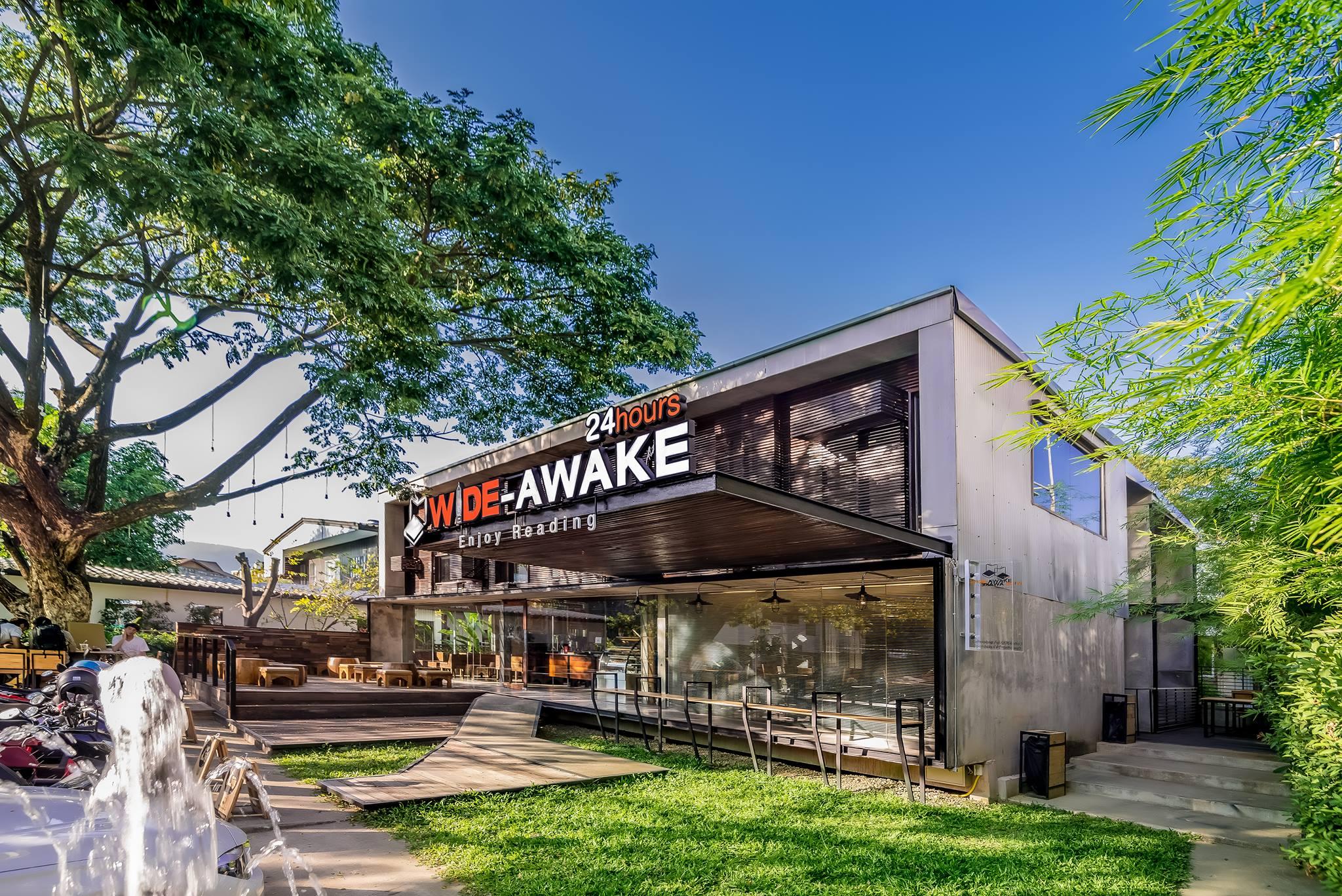 Wide-Awake 24 Hours коворкинг Чианг Май