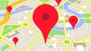 Карты Гугл позволят делиться своим местоположением и найти свою припаркованную машину
