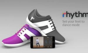 Электронные туфли научат вас танцевать