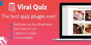 Плагин тестов и опросов WordPress Viral Quiz – BuzzFeed Quiz Builder