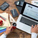 Как создать свой блог - пишите статьи