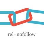Rel nofollow WordPress