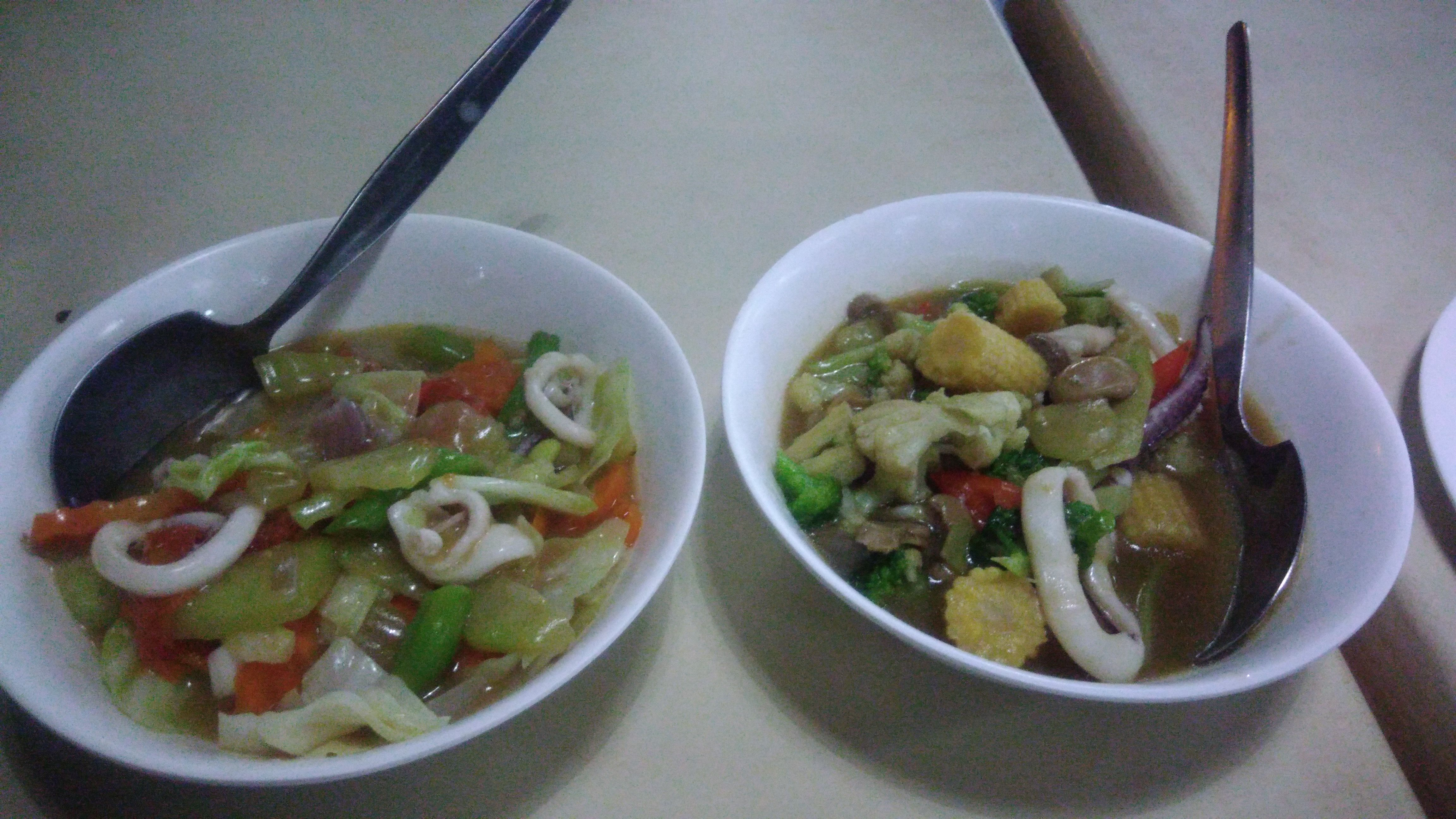 Себу Сити, Филиппины - еда