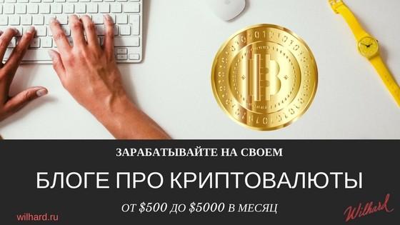 Как заработать на своем блоге