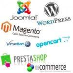 Открыть интернет-магазин. Часть 5. Как бесплатно создать сайт интернет-магазина: 3 лучших движка (CMS)