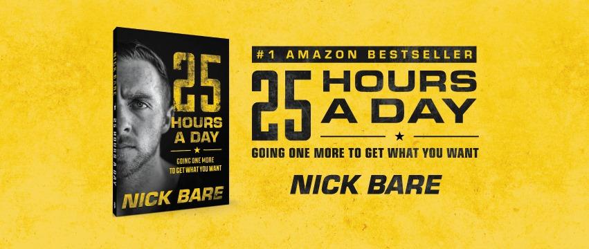 Nick Bare: 25 часов в сутки